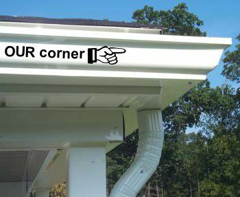 Seamless Eavestroughing Gutters Division All Pro